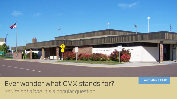 Houghton County Memorial Airport CMX - Airports in michigan